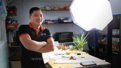 Foodstylist Kenny Nguyen