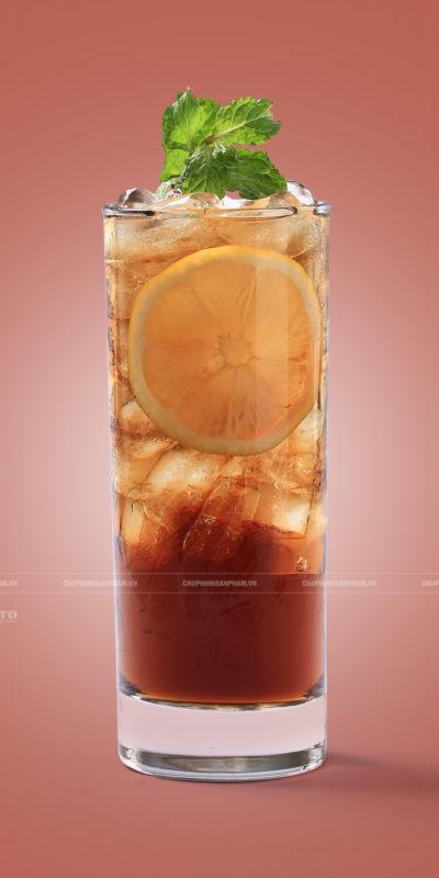 Chụp hình nước uống