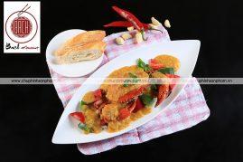 Chụp hình menu món ăn