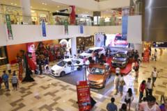 Chụp hình sự kiện xe hơi Mitsubishi