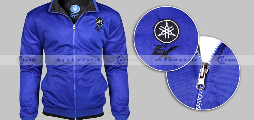 Chụp hình áo khoác 3D sử dụng cho bán hàng online hiệu quả