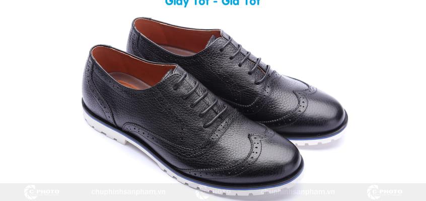 Chụp hình giày da – Bán hàng online hiệu quả – 08 8809 1799