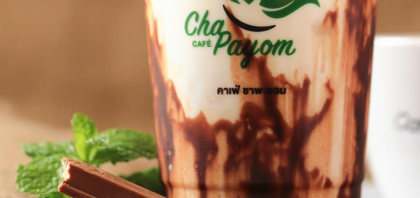 Chụp hình trà sữa Chapayom Việt Nam – Chụp hình món ăn