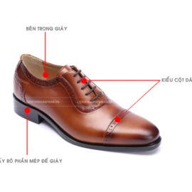 """Chụp hình giày da chuẩn quảng cáo """"thật-đẹp"""" của C-PHOTO"""