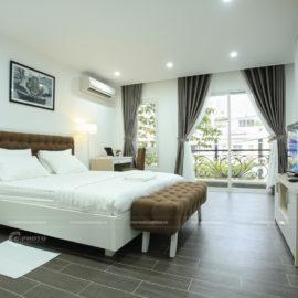 Chụp hình không gian nội thất khách sạn nhà hàng