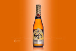 LEFFE beer bottle free photo