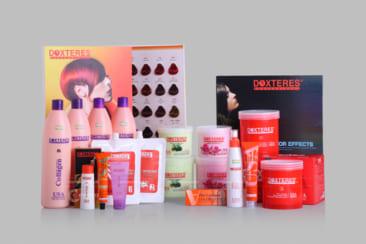 Bố cục sản phẩm mỹ phẩm DOXTERES