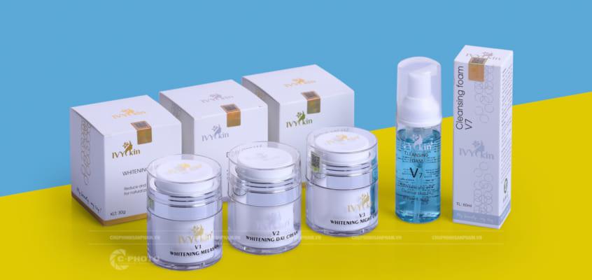 Chụp ảnh mỹ phẩm chuyên nghiệp – Cosmetics Photograp