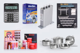 Chụp hình catalogue sản phẩm in ấn chất lượng cao