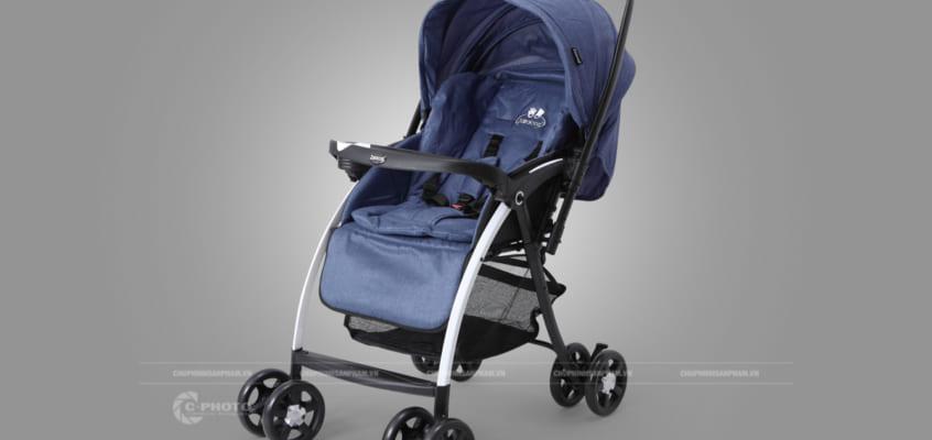 Chụp hình xe đẩy em bé ZARACOS  -Sản phẩm cao cấp