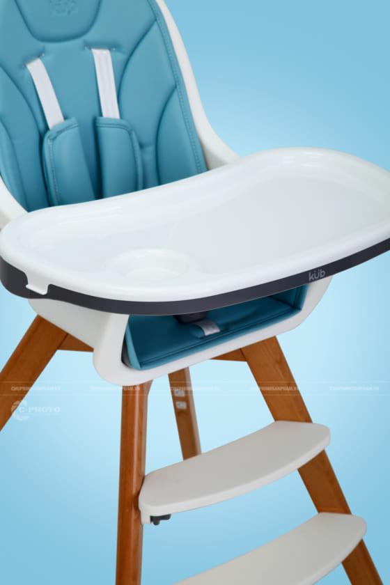 Chụp ảnh sản phẩm ghế ngồi em bé