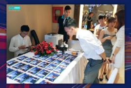 Dịch vụ chụp hình in lấy ngay tại Vietnam Motor Show 2019