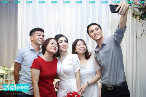 Dịch vụ chụp ảnh quay phim tất niên giá rẻ HCM