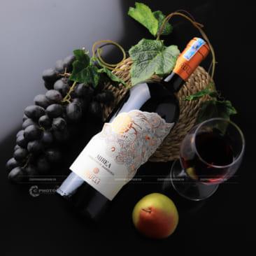 Chụp ảnh quảng cáo chai rượu vang - Wine Bottle Photography