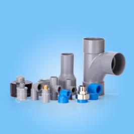 Chụp ảnh ống nhựa Bình Minh dùng cho thiết kế catalogue.