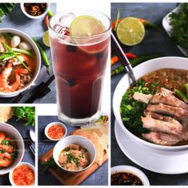 Chụp ảnh món ăn tại Đà Nẵng – On site Food Photography