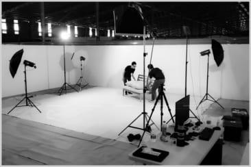 Studio di động chụp ảnh đồ nội thất tận nơi