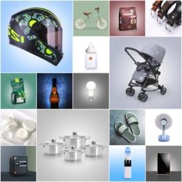 Chụp hình sản phẩm bán hàng trên Lazada – Tiki – Shopee